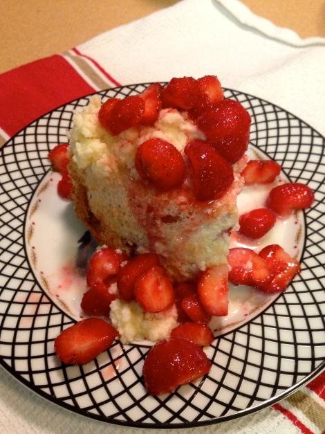 Heaven for dessert